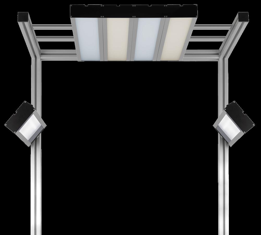 Spelsberg LED-Arbeitsplatzbeleuchtung Automotive