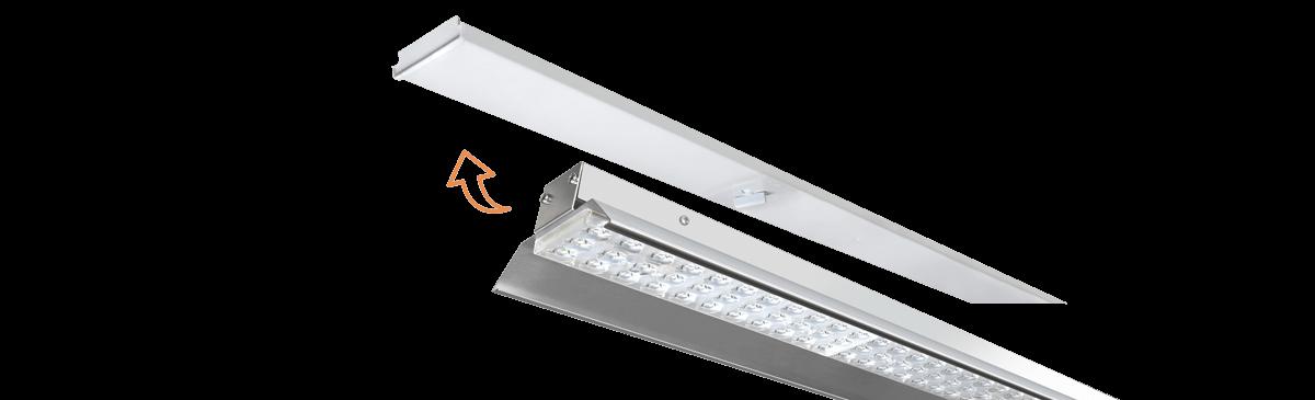 Spelsberg Lichttechnik LED-Umrüstung